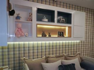 de Escritório de Arquitetura e Interiores Janete Chaoui Moderno