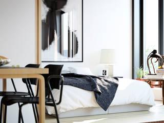 Bedroom by Recent Spaces
