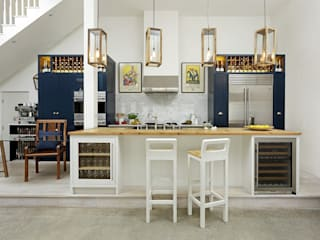 KITCHENS: The Bovingdon:  Kitchen by Cue & Co of London