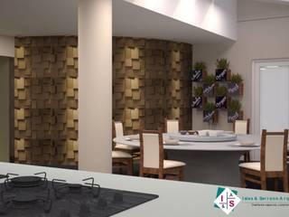 Cocina Mur Cocinas modernas de Estudio 289 Moderno