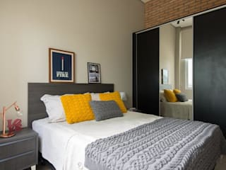 Bedroom by Samaia Arquitetura+Design, Modern