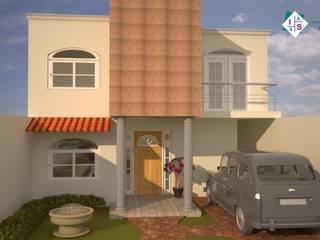 Casa Donna Casas modernas de Estudio 289 Moderno