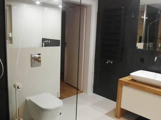 Minimalistische Badezimmer von NaNovo Minimalistisch