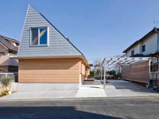 Casas eclécticas de 千田建築設計 Ecléctico