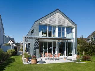 Mehr Behaglichkeit - weniger Energie. Energieeffizienter Neubau:  Häuser von SIGRUN GERST ARCHITEKTUR