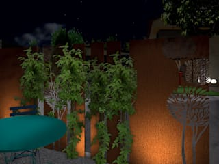 Taman Modern Oleh Anthemis Bureau d'Etude Paysage Modern