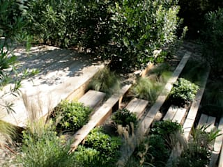 Anthemis Bureau d'Etude Paysage Jardines de estilo moderno
