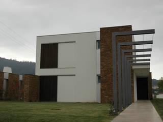 Casa em Venade Casas minimalistas por BLK-Porto Arquitectura Minimalista
