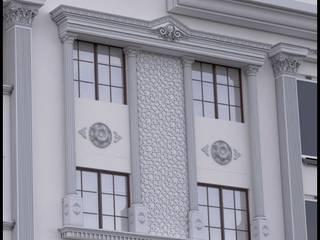 Polyes Dekorasyon İnş. Plastik San. ve Tic. Ltd. Şti. – Poliüretan Söve Ürünleri ile Dış Cephe Tasarımları:  tarz Oteller
