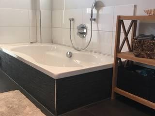 Göttling Fliesentechnik GmbH モダンスタイルの お風呂