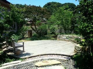 森の中のJunkGarden: 山瀬造園が手掛けたです。