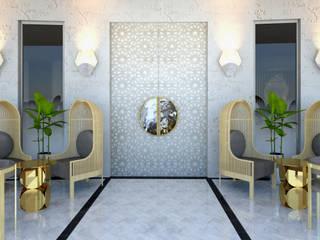 Hoteles de estilo moderno de NLDigital Moderno