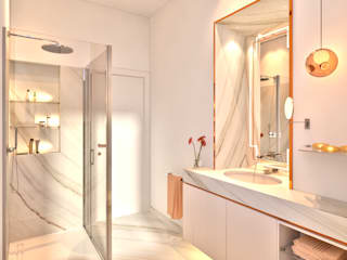 Modern style bathrooms by NLDigital Modern