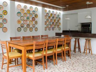 MEM Arquitetura Balconies, verandas & terraces Accessories & decoration