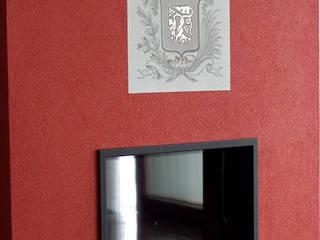 Decorazioni presso attività commerciali. di Sulla Soglia decorazioni artistiche. Classico