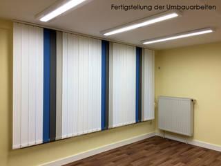 Umbau Geschäftshaus zu Büro, Hildburghausen Moderne Bürogebäude von INSIDE tp Modern
