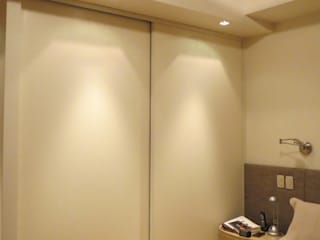 Bedroom by Estudio de iluminación Giuliana Nieva