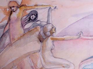 Visioni. di Sulla Soglia decorazioni artistiche. Eclettico