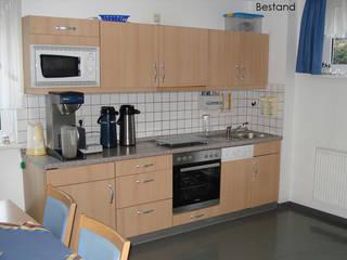 Erweiterung Wohnheim in Eisfeld Moderne Krankenhäuser von INSIDE tp Modern
