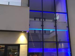 Proyectos comerciales II Edificios de oficinas de estilo moderno de QUINTECT, ARQUITECTURA Y URBANISMO, S.L.P. Moderno