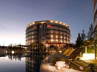 Proyectos comerciales III: Hoteles de estilo  de QUINTECT, ARQUITECTURA Y URBANISMO, S.L.P.