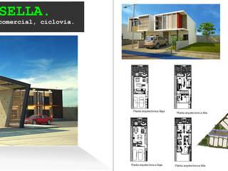 :  de estilo  por A-RED Taller de arquitectura.