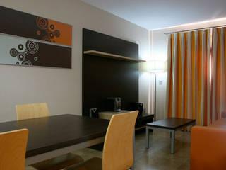 Salas / recibidores de estilo  por Arquint Colombia, Moderno
