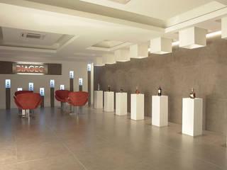 Oficinas y Tiendas de estilo  por Arquint Colombia, Moderno
