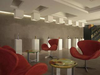 : Oficinas y Tiendas de estilo  por Arquint Colombia