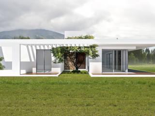 Einfamilienhaus von 1.61 Arquitectos