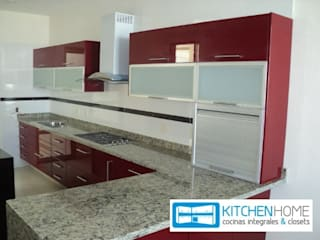 :  de estilo  por Kitchen Home Guadalajara
