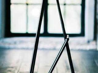 Барный стул: Кухни в . Автор – дизайн-студия промышленного дизайнера Анны Струпинской