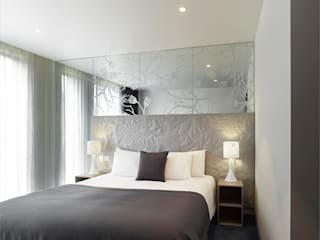 Bedroom:  Hotels by STUDIO 9010