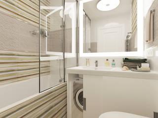 OK Interior Design Modern bathroom
