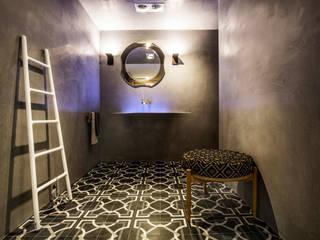 eclectic Bathroom by Die Fliese art + design Fliesenhandels GmbH