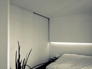 stefania pellegrinelli+architect Minimalist bedroom