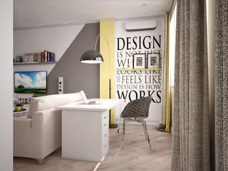 Salas de estilo  por Юлия Максимук
