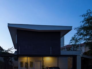 Houses by JAA Arquitetos, Modern