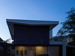 บ้านและที่อยู่อาศัย โดย JAA Arquitetos, โมเดิร์น