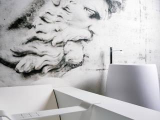 Tapeten:  Badezimmer von Die Fliese art + design Fliesenhandels GmbH