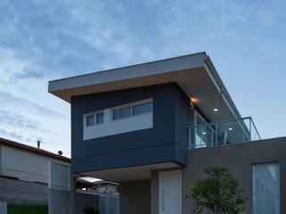 Residência Paulinia: Casas  por JAA Arquitetos,