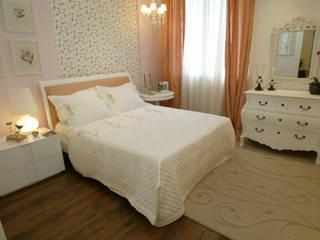 Emmilia Cardoso Designers Associados Modern style bedroom