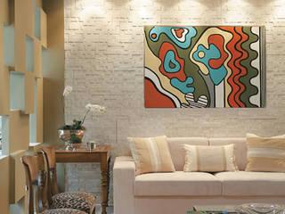 Emmilia Cardoso Designers Associados Living room