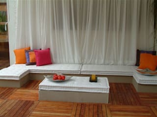 Emmilia Cardoso Designers Associados Salones modernos