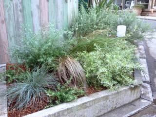 お米屋さんの庭 Shikinowa Design モダンな庭