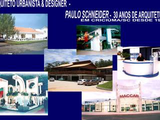 DIVERSOS:   por  Paulo Schneider  -  Arquitetura & Design