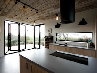 Eastington Lane IQ Glass UK Modern windows & doors