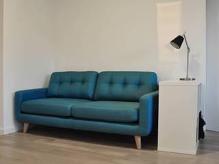 Salon de style  par Schemat, Moderne