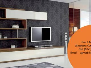 Carpinteria para Inmobiliario Viviendas - Oficinas de UGR Mobiliario S.A.S Moderno