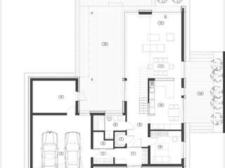 BECZAK / BECZAK / ARCHITEKCI Modern houses